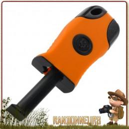 Sparkie allume feu de survie d'UST est compact, design profilé, léger et utilisable d'une seule main