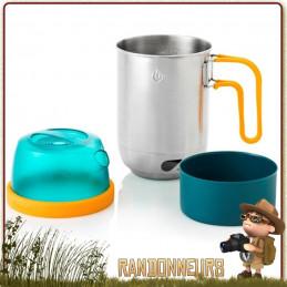 Kettle Pot de Biolite est une bouilloire casserole spécialement conçue pour le réchaud bois Biolite CampStove