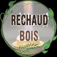 RECHAUD BOIS bushcraft essential bushbox réchaud à bois solo stove