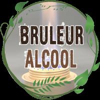 Brûleur Alcool esbit combustible alcool liquide pour réchaud randonnée