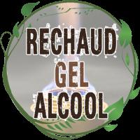 Réchaud pliant Gel Alcool solide firedragon bcb léger et puissant
