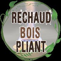 Réchaud Bois Pliant hexagon vargo réchaud à bois bushbox bushcraft