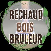 Réchaud Bois Brûleur