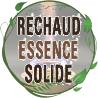 Réchaud Essence Solide