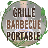 Grille Barbecue portable grilliput duo uco grill pliant coghlans