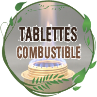 Tablettes Combustibles