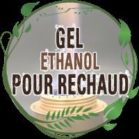 Gel éthanol firedragon bcb pour réchaud alcool solide de randonnée