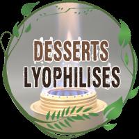 sachet dessert lyophilisé chocolat vanille peronin trekneat mx3 de randonnée légère
